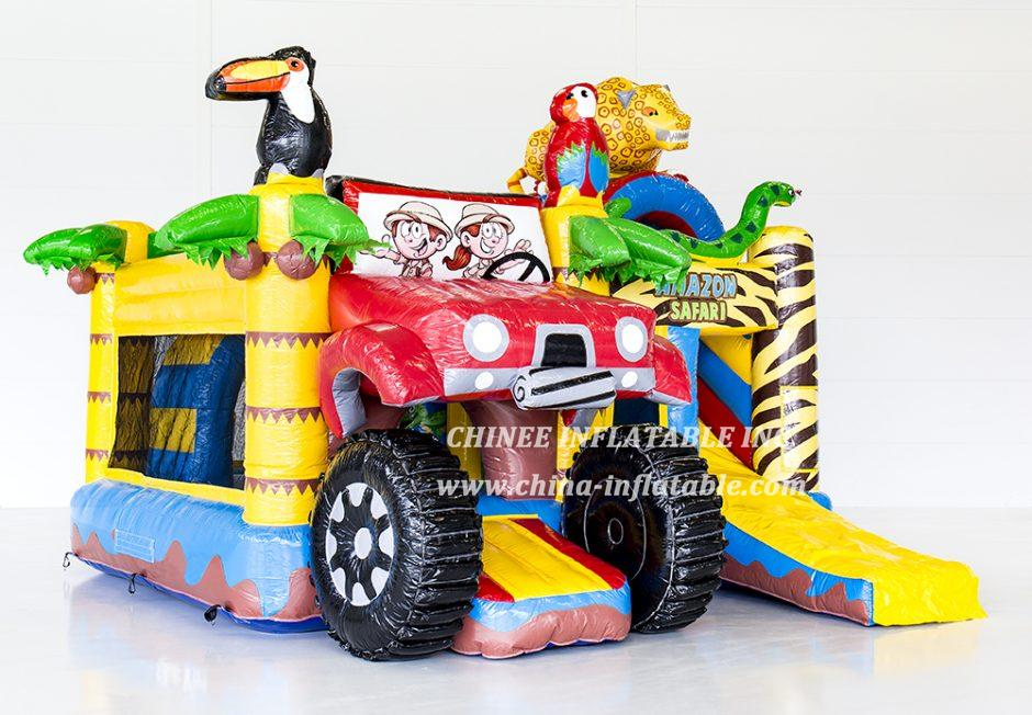 T2-3427 MULTIPLAY AMAZON SAFARI