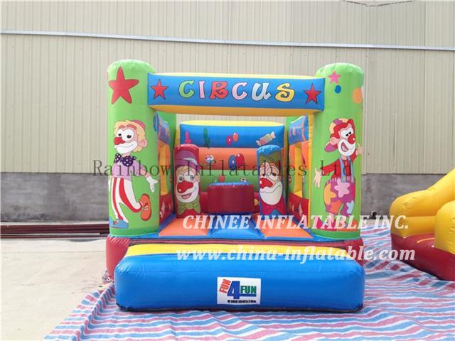 T2-3436  circus clown