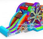 T2-3461 Ferris Wheel Inflatable Combo