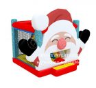 T2-3471 Santa Claus Bounce House Combo