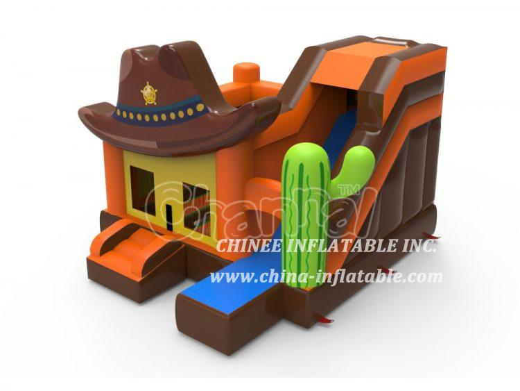 T2-3473 Sheriff Dry Combo – Channal Inflatables