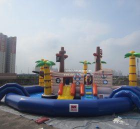 T6-607 water fun park