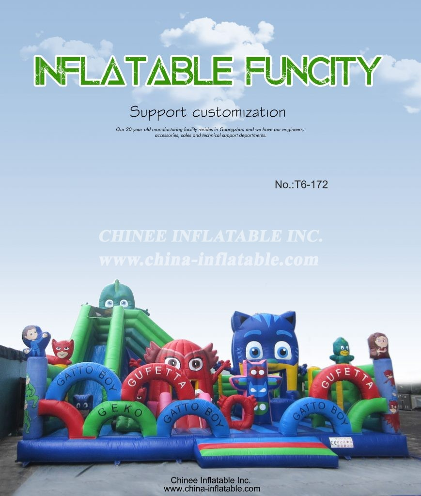 604 - Chinee Inflatable Inc.