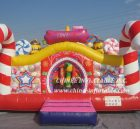 T2-3492 Candy inflatable playground funcity