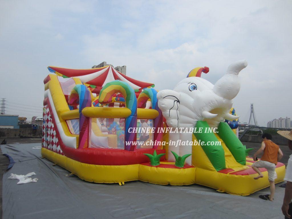 T6-602 circus combo