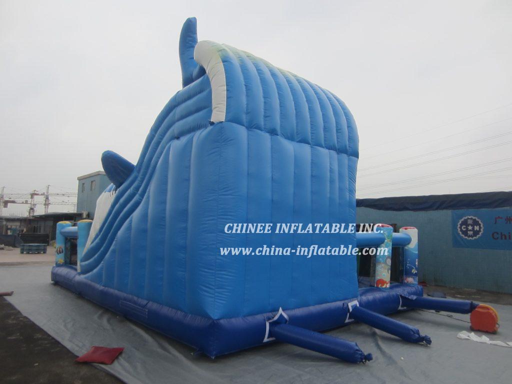 T6-603  ocean sea world combo