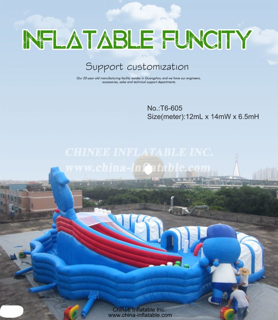 T6-605 - Chinee Inflatable Inc.