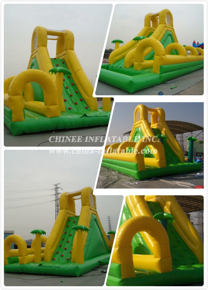 128 - Chinee Inflatable Inc.