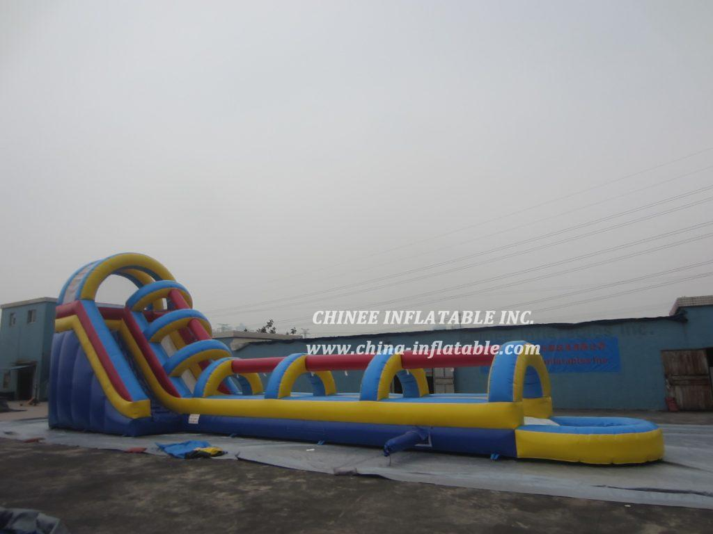 T2-2  Inflatable Water Slides