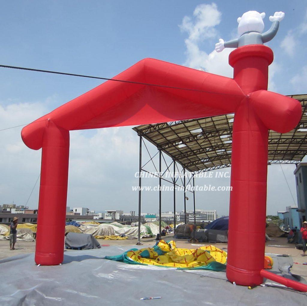 Arch1-177 Inflatable Arches