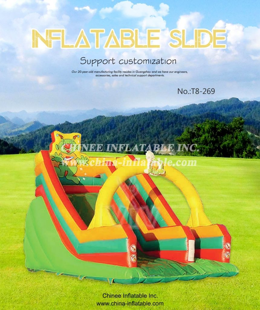 t8-269 - Chinee Inflatable Inc.