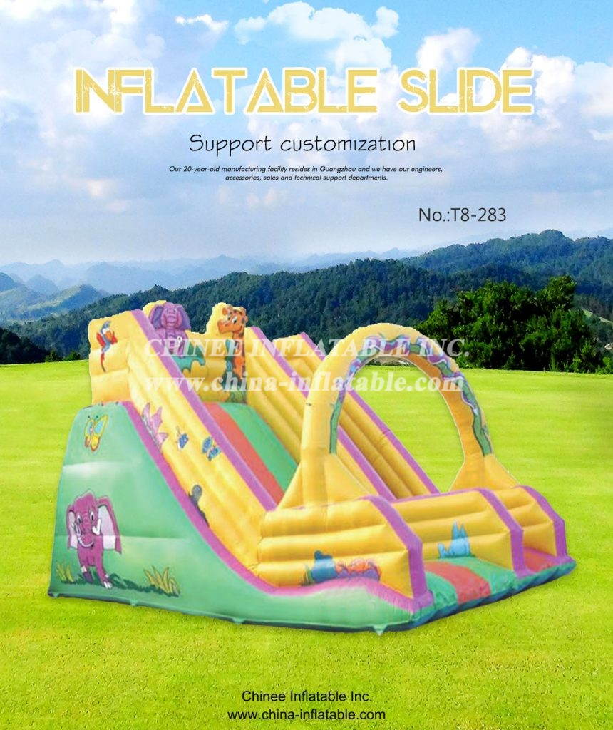 t8-283 - Chinee Inflatable Inc.