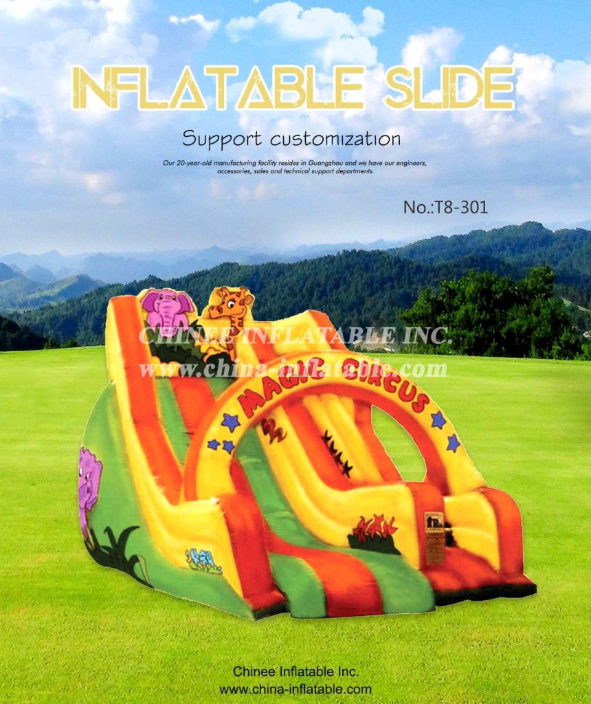 t8-301 - Chinee Inflatable Inc.