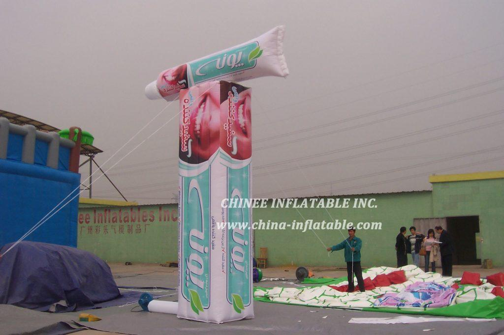 S4-300 Advertising Inflatable