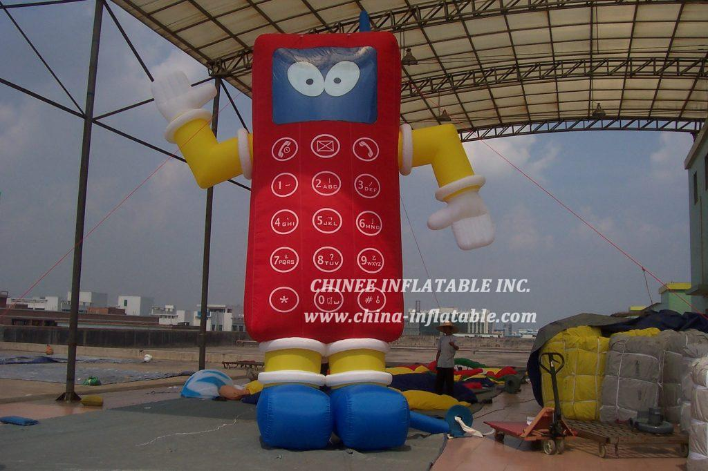 cartoon2-012 Inflatable Cartoons