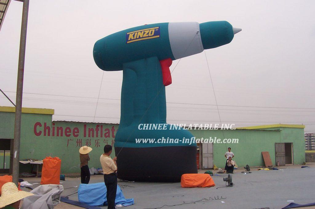 S4-302 Advertising Inflatable