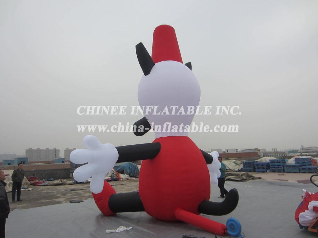 cartoon2-092 Inflatable Cartoons