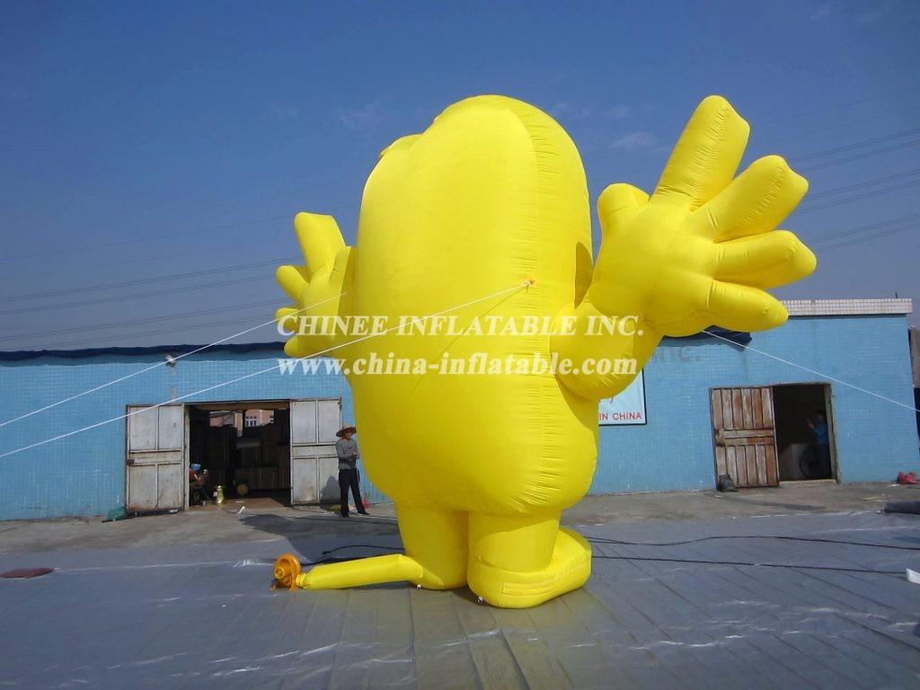 cartoon2-076 Inflatable Cartoons