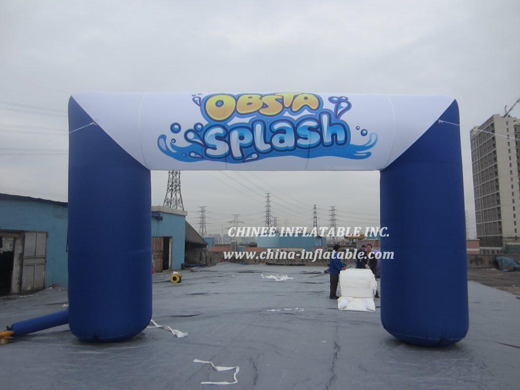 Arch2-033 Inflatable Arches