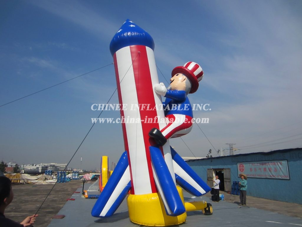 cartoon2-074 Inflatable Cartoons