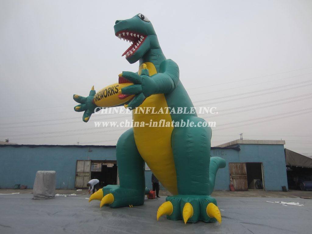 cartoon2-095 Inflatable Cartoons