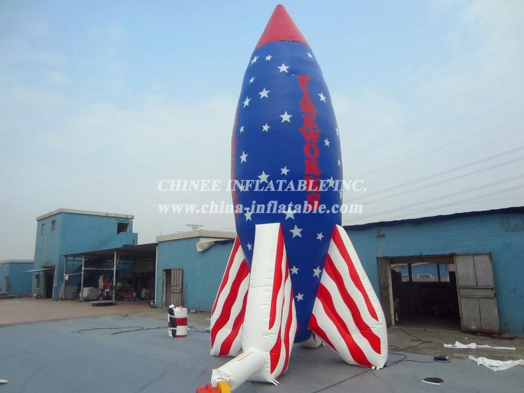 cartoon2-075 Inflatable Cartoons