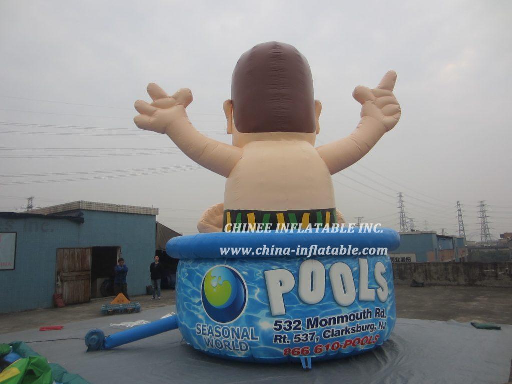 cartoon2-046 Inflatable Cartoons