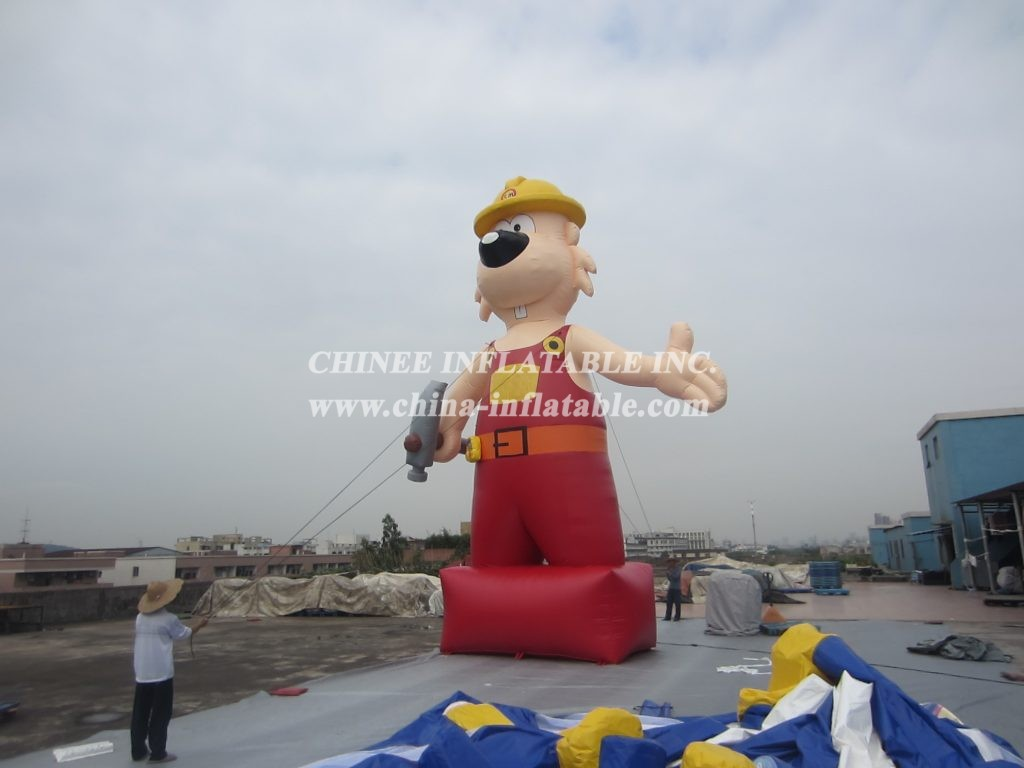cartoon2-061 Inflatable Cartoons