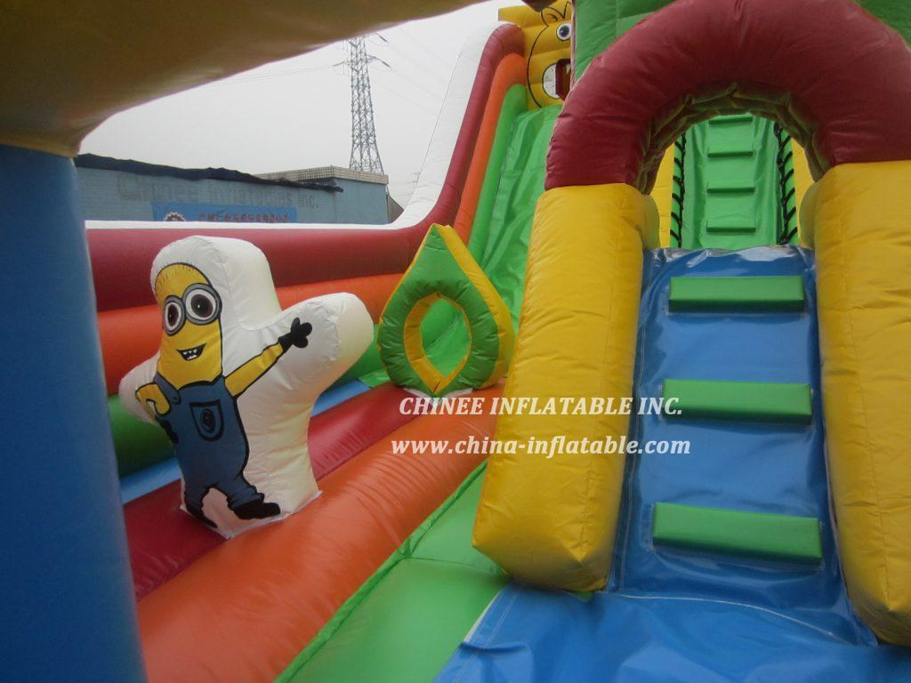 T6-435 Inflatable Bouncers