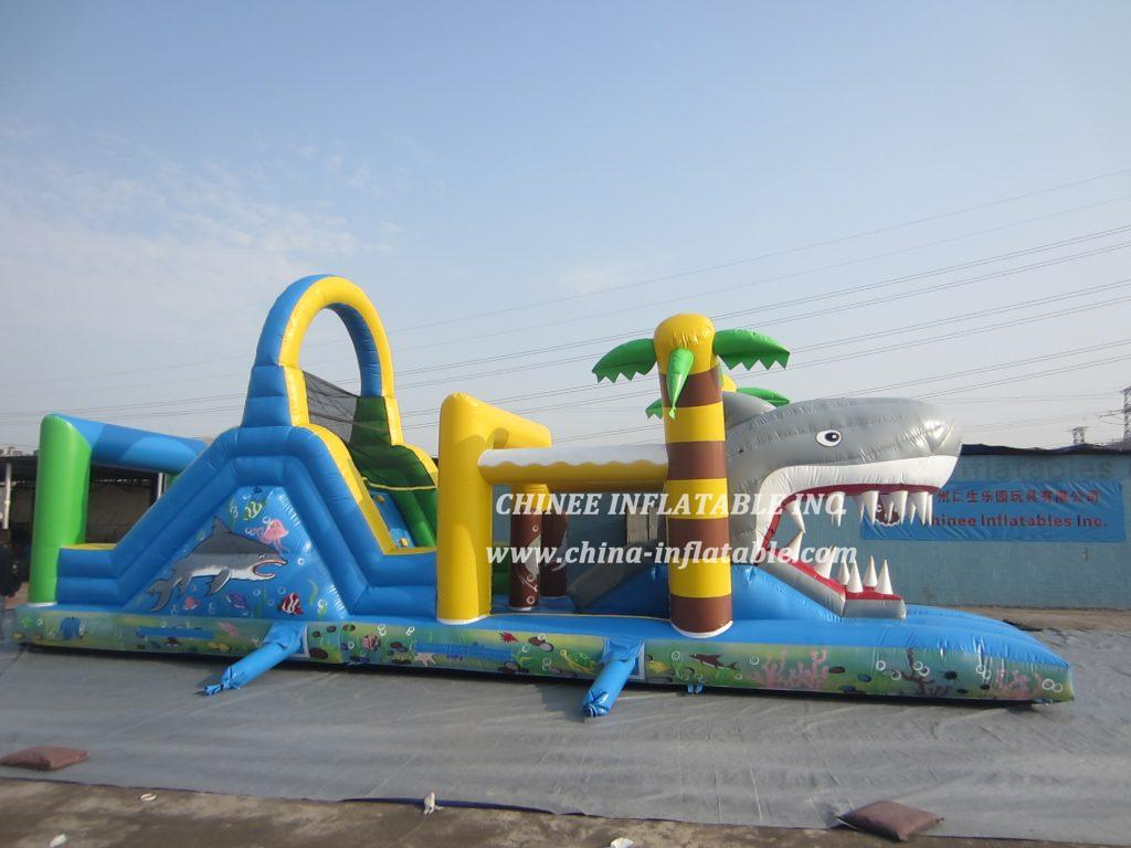 IB8-0044 Inflatable Bouncers