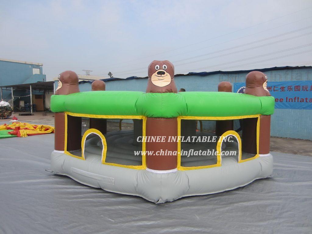T11-2000 Whac-A-Mole