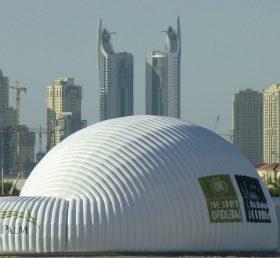 Tent3-007 Inflatable Tent Spirit of Dubai