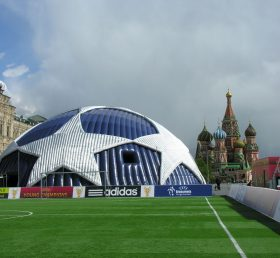 Tent3-005  Inflatable Tent Champions League Dome