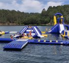 S48 Inflatable Floating water park Aqua park Water Island from Chinee inflatables