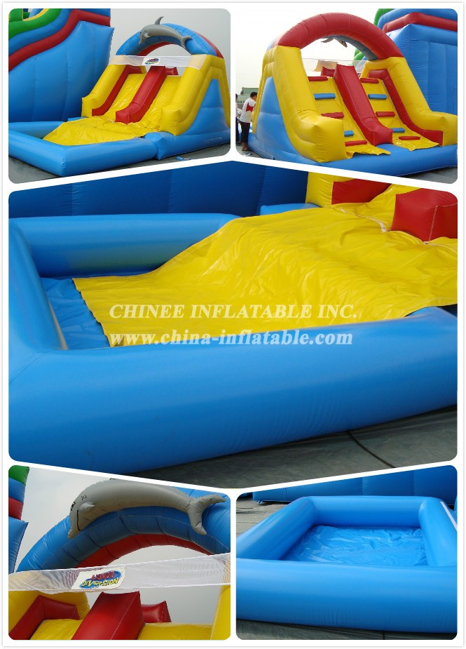 989 - Chinee Inflatable Inc.