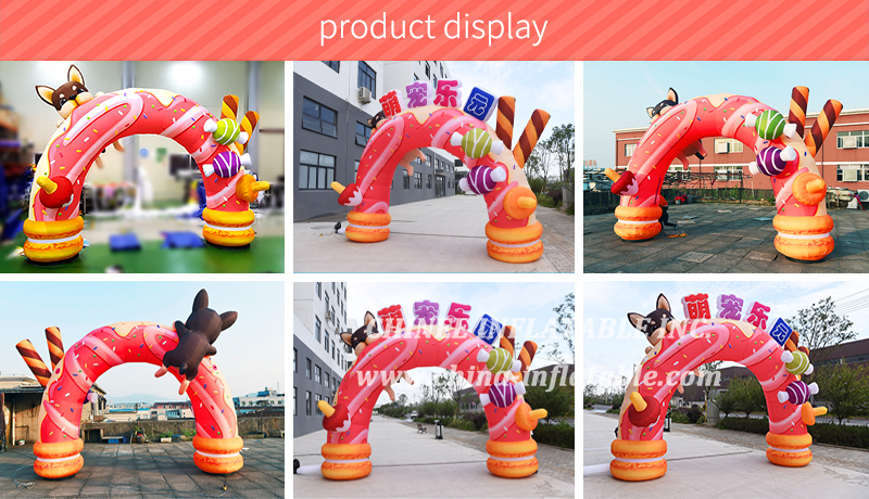 ARCH2-023A - Chinee Inflatable Inc.