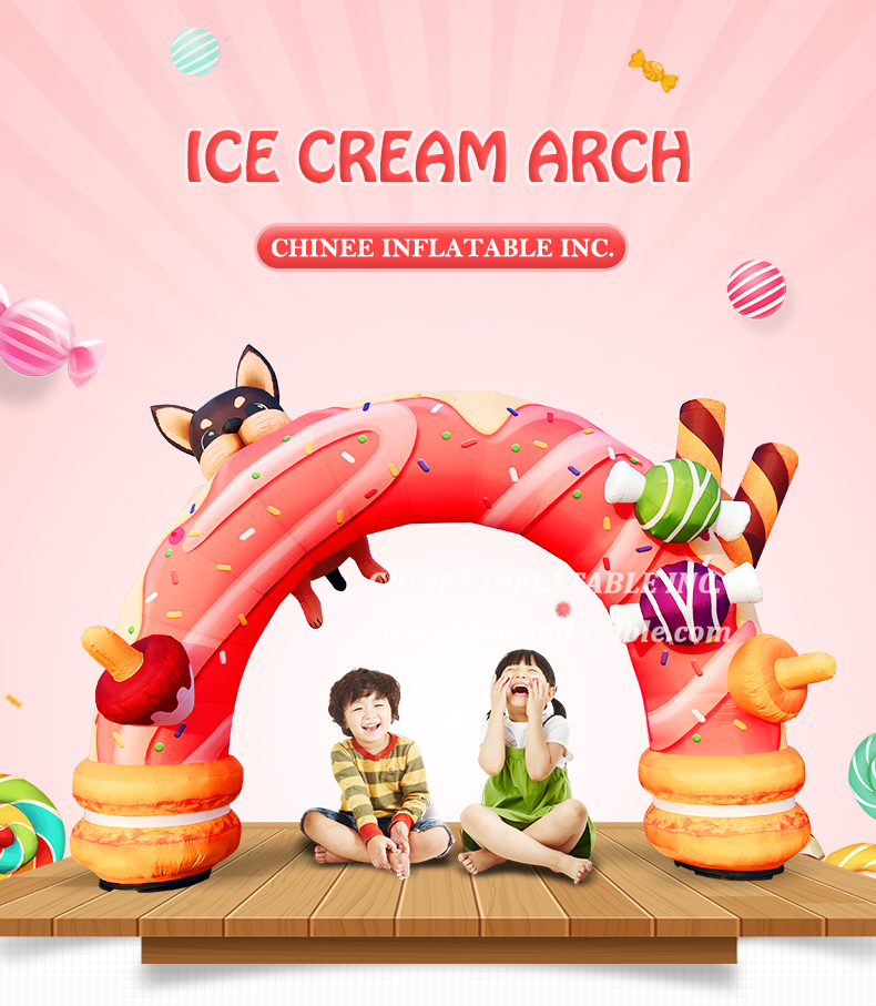 ARCH2-023B - Chinee Inflatable Inc.