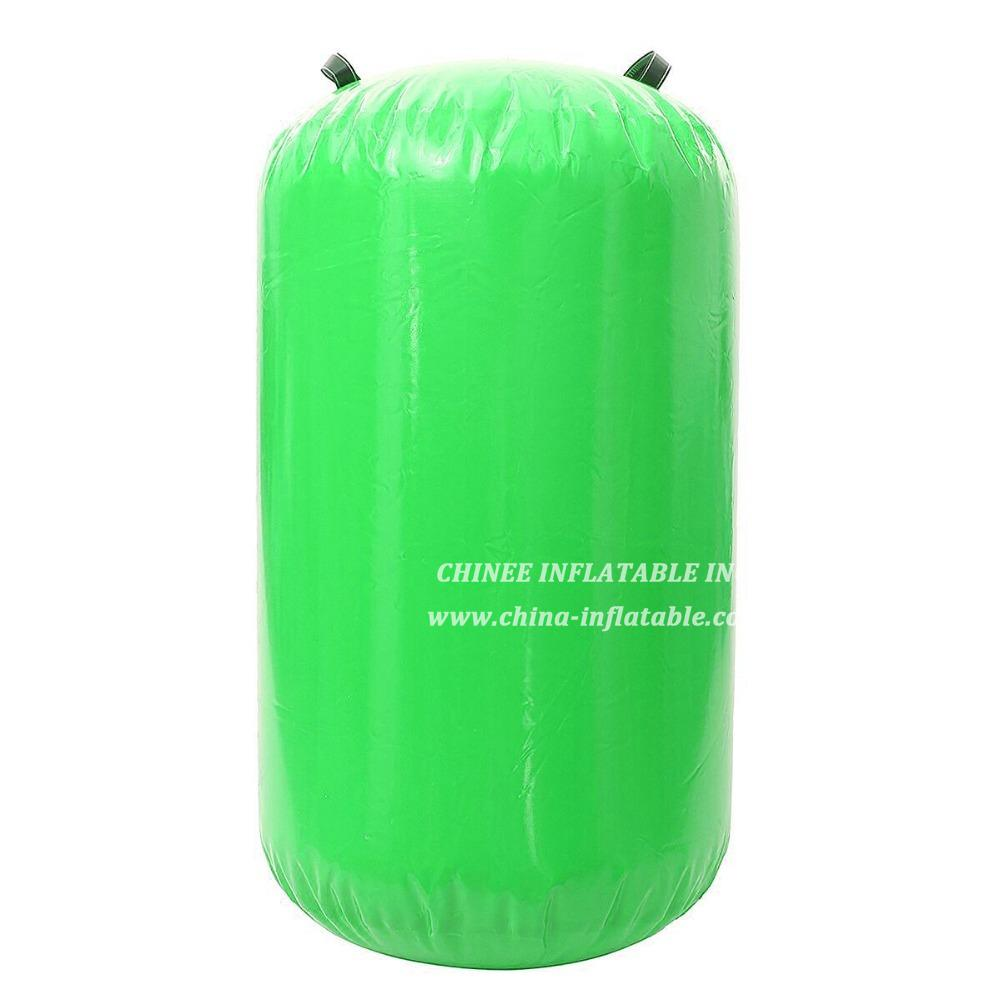 AT1-016  Dia Inflatable Air Roller, Inflatable Air Barrel, Air Tumble Roll For Gym,inflatable Gymnastics Air Barrel