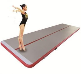 AT1-017 Inflatable Air Track 5m Colorful Inflatable Gymnastics Mattress Gym Tumble Airtrack Floor Tumbling Air Track For Sale