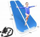 AT1-023 Big DiscountAirtrack Inflatable Air Tumbling Air Track Gymnastics Mats Training Board Equipment Floor