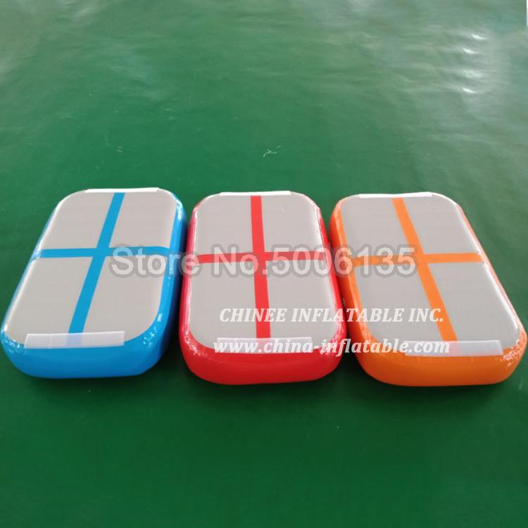 AT1-060 Inflatable Crash Air Board Inflatable Air Block Air Track Inflatable In Bouncers Gymnastics Mini Mat