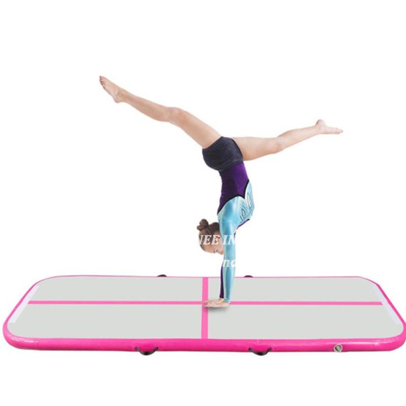 AT1-067 A Set Of Small Inflatable Jumping Mat Gymnastic Air Tumble Track,inflatable Sport Airtrack For Gym Use Indoor