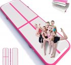 AT1-069  Inflatable Gymnastics Airtrack Tumbling Air Track Floor Trampoline For Home Use/training/cheerleading/beach