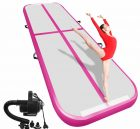 AT1-076  Inflatable Gymnastics Airtrack Tumbling Air Track Floor Trampoline For Home Use/training/cheerleading/beach