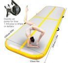 AT1-085 Inflatable Bouncer Gymnastics Airtrack Juegos Inflables Tumbling Mat Air Track Floor Mats/training/cheerleading/beach/park/water