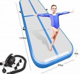 AT1-004  Gymnastics Air Track Olympics Gym Yoga Wear-resistant Gym Mattress Water Yoga Mattress For Home/beach/water Yoga