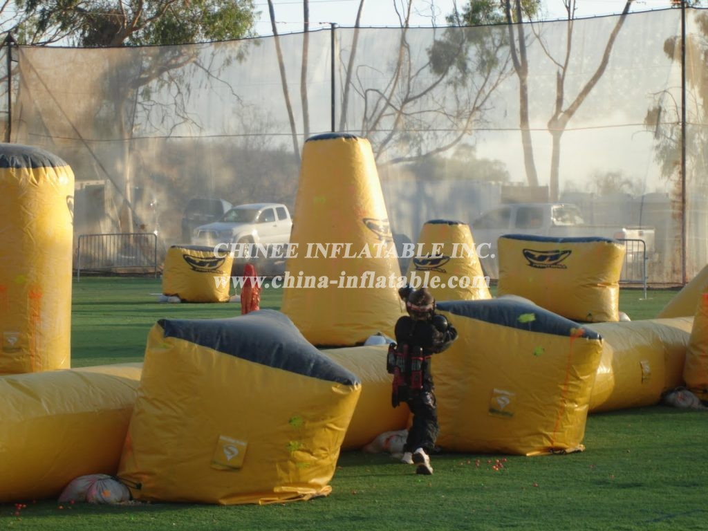PB1-5 Paintball Bunkers