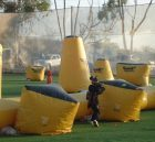 PB1-5 Paintball Bunkers