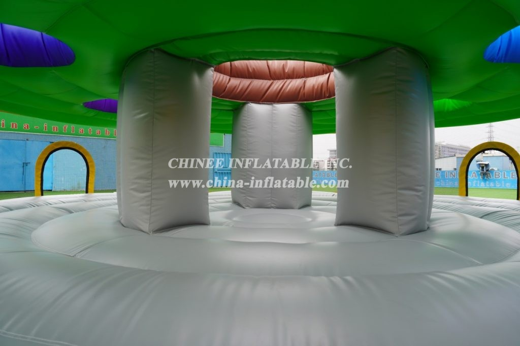 T11-2000 Inflatable Sport Game Whac-A-Mole Game