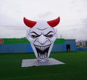 cartoon2-055 Outdoor advertising inflatable devil giant Halloween decoration Cartoon